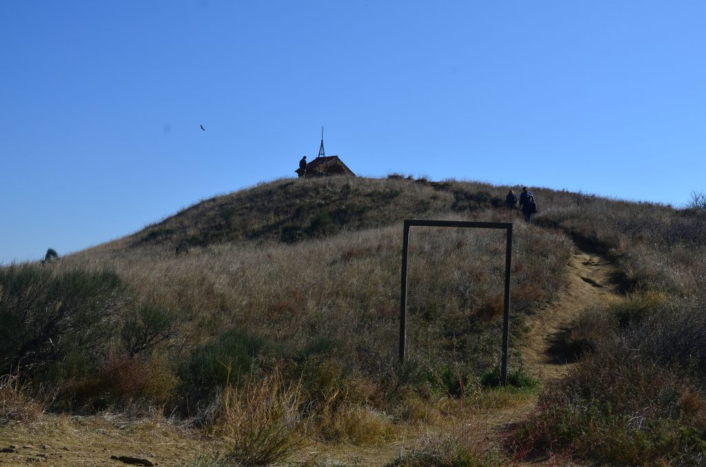 The outpost on top of the hill